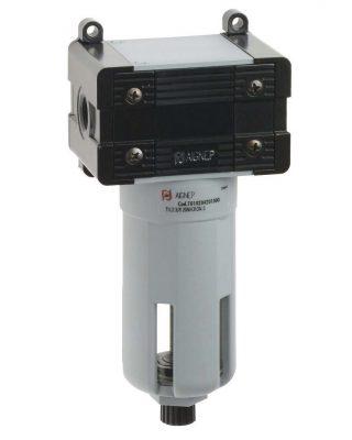 Bộ lọc của bộ xử lý khí Aignep Rinova