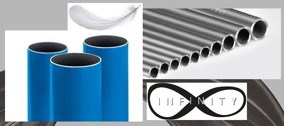 Hệ thống ống nhôm dẫn khí Rinova