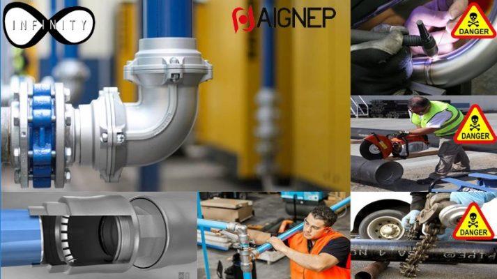 Hệ thống ống nhôm INFINITY
